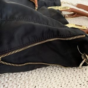 Steve Madden Bags - Black and Brown Steve Madden Purse